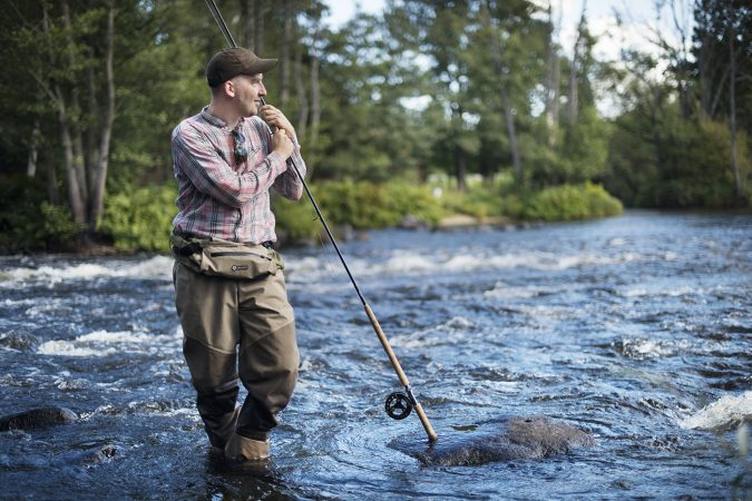 fiske i mörrumsån