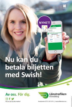 Annons Busshållsplatser