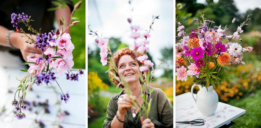maria bolander binder blommor