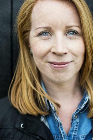 Partiledare för centarpartet Annie Lööf